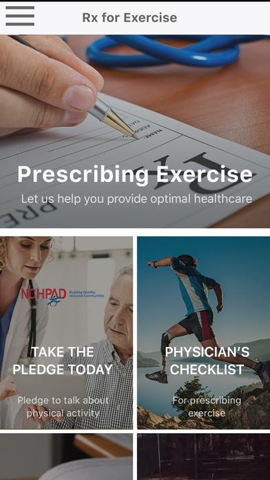 rxforexercise-app